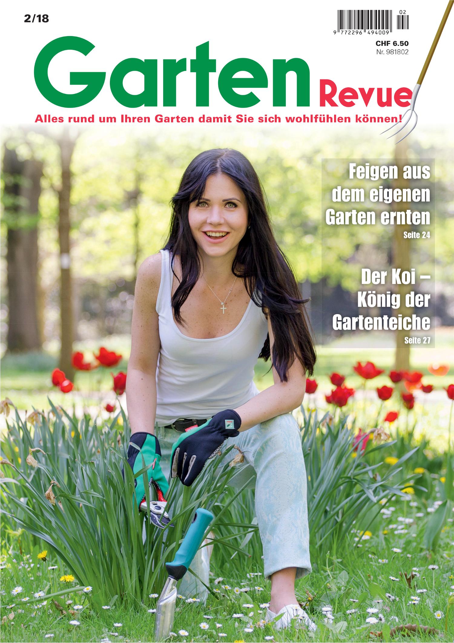GartenRevue 2-18