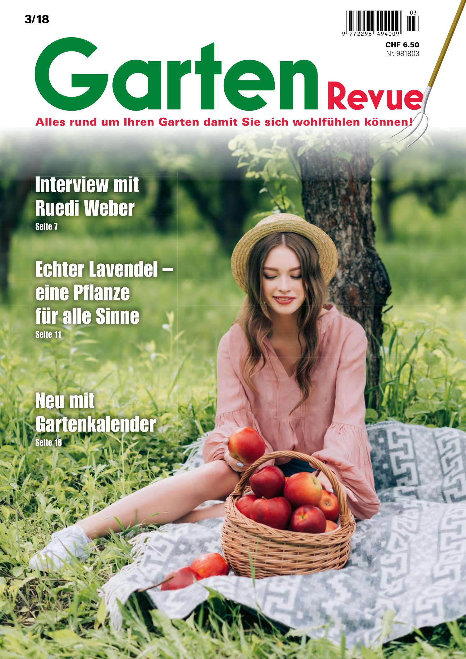GartenRevue 3-18