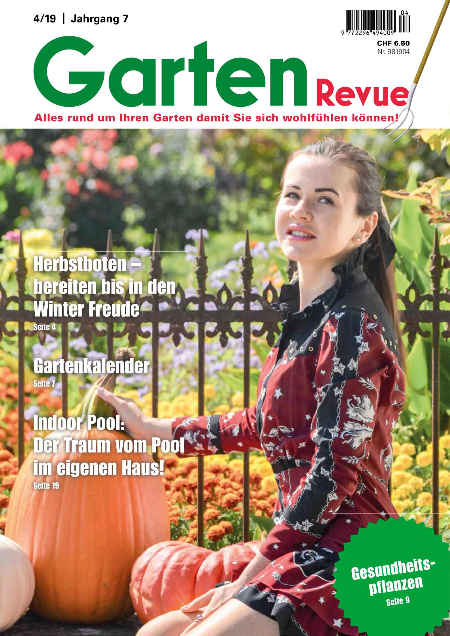 GartenRevue 4-19