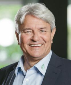 Kurt Schmidlin, Leiter Marketing, Vertrieb und Kommunikation