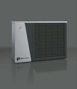 Einmalig – natürliches Kältemittel mit einem GWP-Wert = 3 gepaart mit modernster Inverter-Technologie