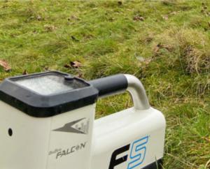Dank den Falcon F5 konnte das Ziel präzise erreicht werden. Dieses spezielle Messsystem ist ideal, wenn es darum geht, Hindernisse wie passive und aktive Signalstörungen zu überwinden. Quelle: Münzer Bohrservice