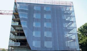Fassadenspiegelungen