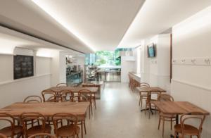 Restaurant, Mendrisio Bild: Alberto Canepa; Architektur: Ruggero Tropeano, Enrico Sassi