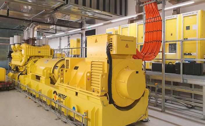 Für die Wartung der No-Break Anlagen im Ceneri-Basistunnel (Bild) und im Gotthard-Basistunnel schlossen die SBB mit Avesco einen Rahmenvertrag ab. (Bildquelle: Cablex AG)
